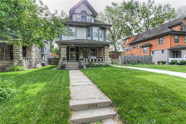 3703 Walnut Street, Kansas City, MO 64111 (#2316924) :: Team Real Estate