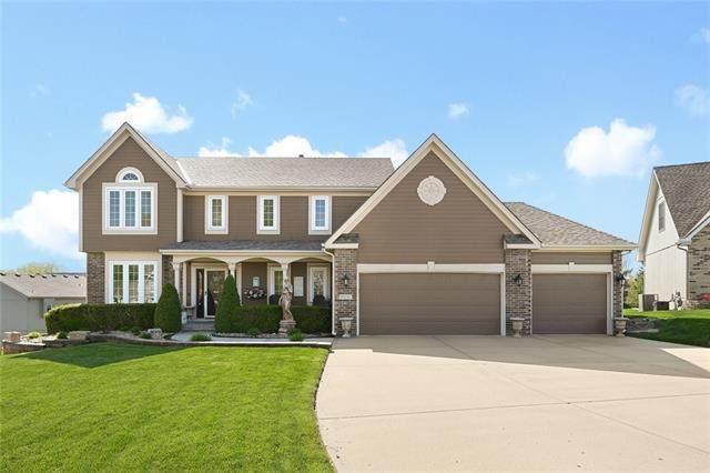 709 NE 102nd Street, Kansas City, MO 64155 (#2316942) :: Eric Craig Real Estate Team