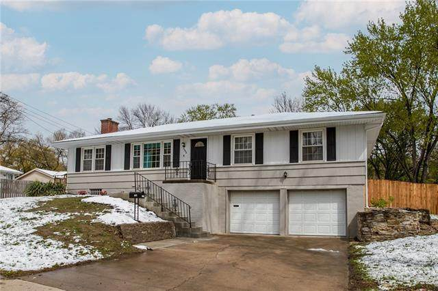 3308 NE 46th Street, Kansas City, MO 64117 (#2316945) :: Beginnings KC Team