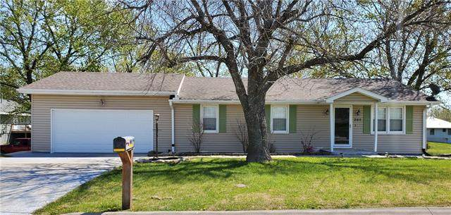 205 S West Street, Cameron, MO 64429 (#2316999) :: Beginnings KC Team