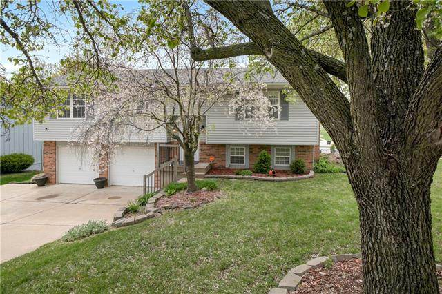 6604 NW Gilley Street, Parkville, MO 64152 (#2317052) :: Team Real Estate