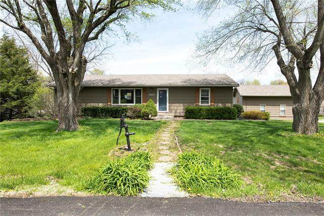 1413 Lawndale Avenue, Pleasant Hill, MO 64080 (#2317182) :: The Gunselman Team