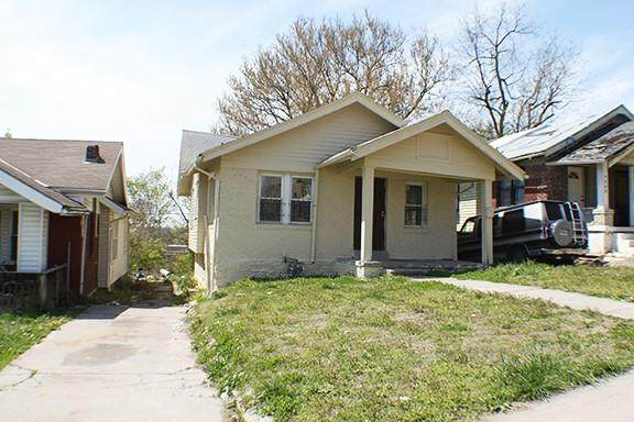 4310 Montgall Street, Kansas City, MO 64130 (#2317457) :: Beginnings KC Team