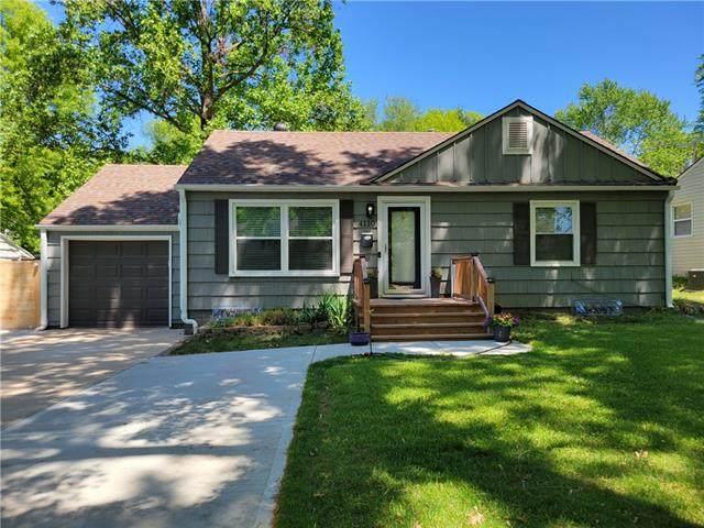 4110 W 74th Terrace, Prairie Village, KS 66208 (#2317515) :: Team Real Estate
