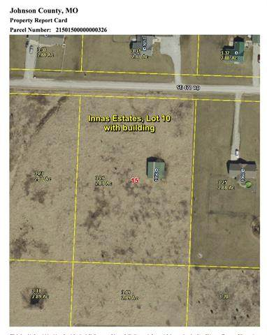 1056 SE 470 Road, Knob Noster, MO 65336 (MLS #2317597) :: Stone & Story Real Estate Group