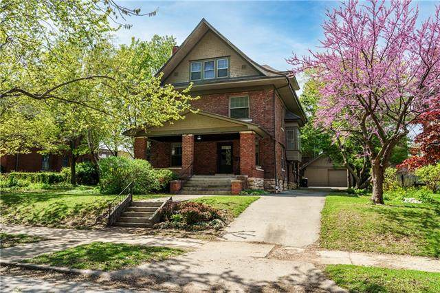 3668 Jefferson Street, Kansas City, MO 64111 (#2317611) :: Five-Star Homes