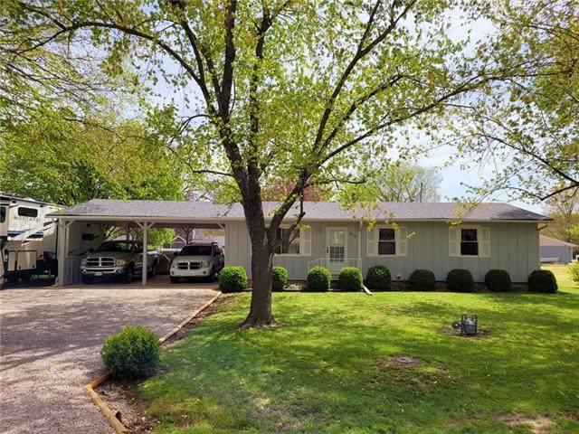 513 N 6th Street, Lacygne, KS 66040 (#2317784) :: Ron Henderson & Associates