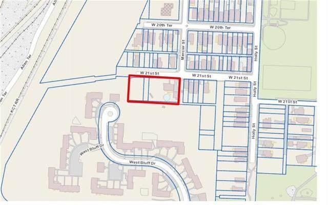 1313 W 21st Street, Kansas City, MO 64108 (#2317792) :: The Kedish Group at Keller Williams Realty