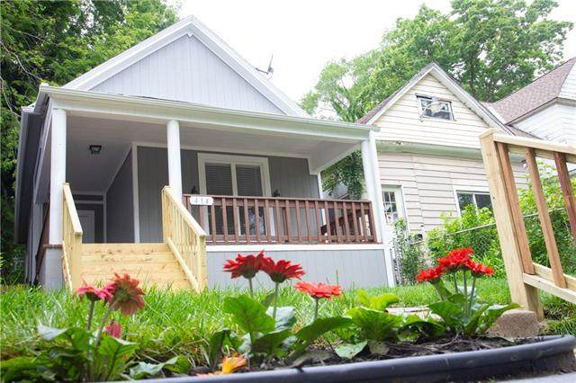 414 S Kensington Avenue, Kansas City, MO 64124 (#2317867) :: Team Real Estate