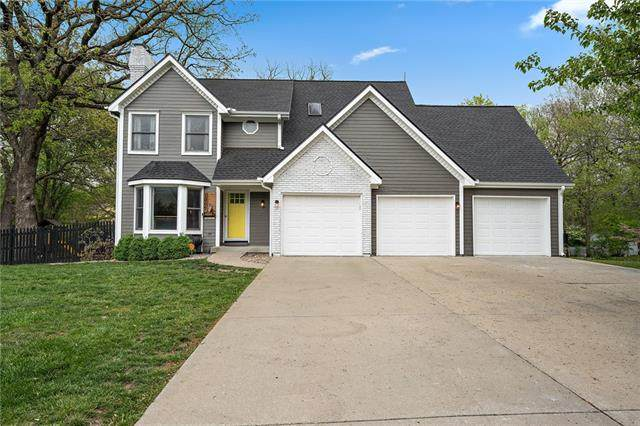 1905 Meadowlane Street, Kearney, MO 64060 (#2317894) :: The Kedish Group at Keller Williams Realty