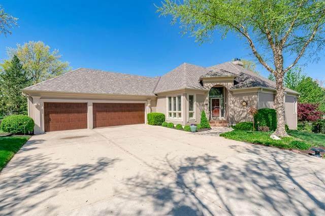 10190 S Shadow Circle, Olathe, KS 66061 (#2318020) :: Team Real Estate