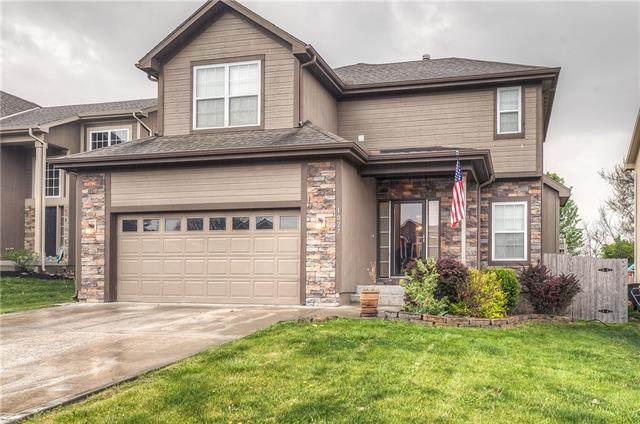 1027 Tamarisk Drive, Leavenworth, KS 66048 (#2318060) :: Five-Star Homes