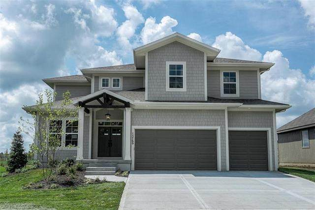 15269 W 171st Terrace, Olathe, KS 66062 (#2318185) :: Five-Star Homes