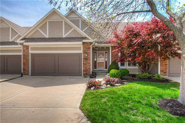 6515 W 133rd Terrace, Overland Park, KS 66209 (#2318195) :: Audra Heller and Associates
