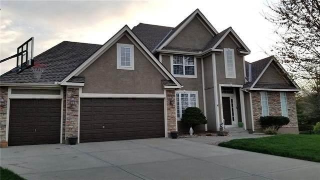 1836 NE Park Ridge Circle, Lee's Summit, MO 64064 (#2318348) :: Team Real Estate