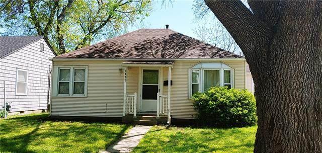 1437 E 23rd Avenue, North Kansas City, MO 64116 (#2318476) :: The Rucker Group