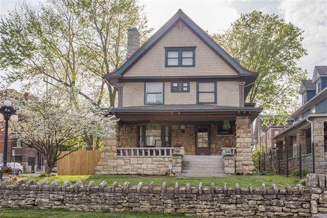 3744 Walnut Street, Kansas City, MO 64111 (#2318488) :: Team Real Estate
