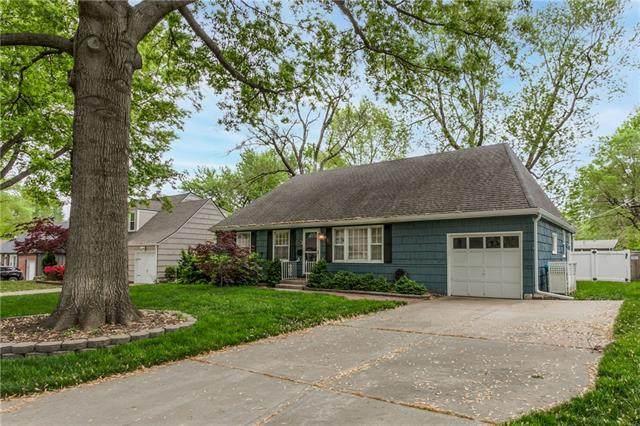 6009 W 76 Terrace, Prairie Village, KS 66208 (#2318507) :: Audra Heller and Associates