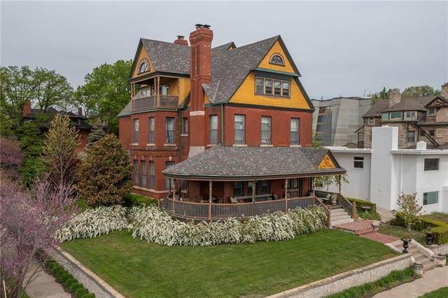 1742 Jefferson Street, Kansas City, MO 64108 (#2318668) :: Ron Henderson & Associates