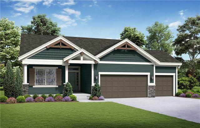 13342 W 181st Terrace, Overland Park, KS 66013 (#2318816) :: Ron Henderson & Associates