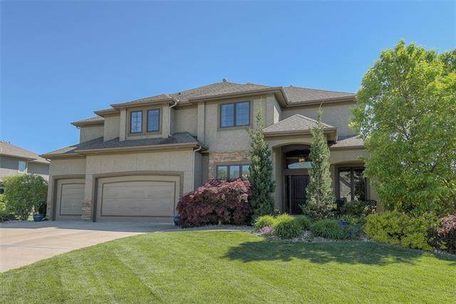 12309 W 164th Street, Overland Park, KS 66221 (MLS #2318836) :: Stone & Story Real Estate Group