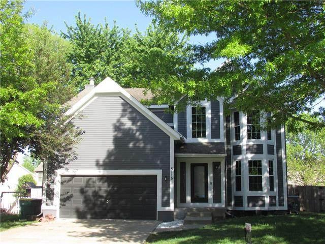 5115 Millridge Street, Shawnee, KS 66226 (#2318844) :: Eric Craig Real Estate Team