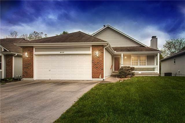 867 Reese Street, Liberty, MO 64068 (#2318860) :: Team Real Estate