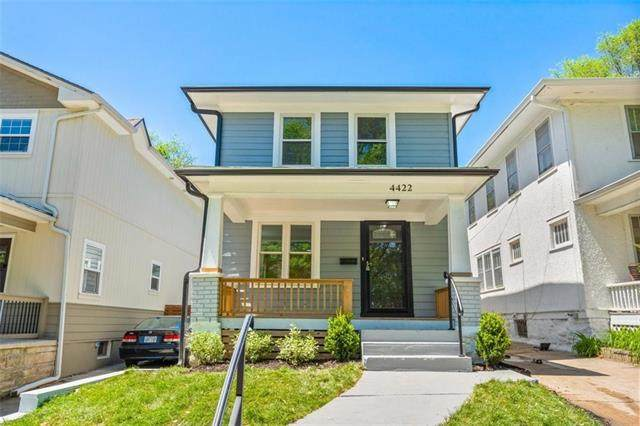 4422 Fairmount Avenue, Kansas City, MO 64111 (#2318893) :: Ron Henderson & Associates
