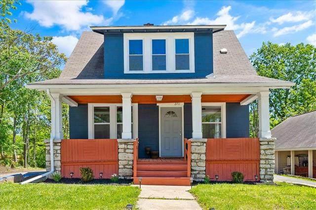 2711 Kensington Avenue, Kansas City, MO 64128 (MLS #2318985) :: Stone & Story Real Estate Group