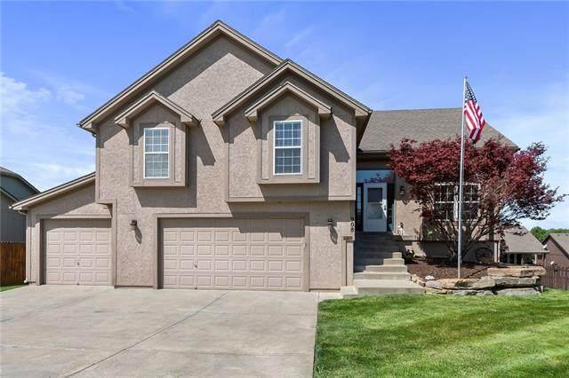 908 Crestridge Drive, Kearney, MO 64060 (#2319033) :: Audra Heller and Associates