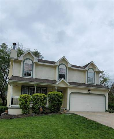 1701 S Whitney Drive, Independence, MO 64057 (MLS #2319047) :: Stone & Story Real Estate Group