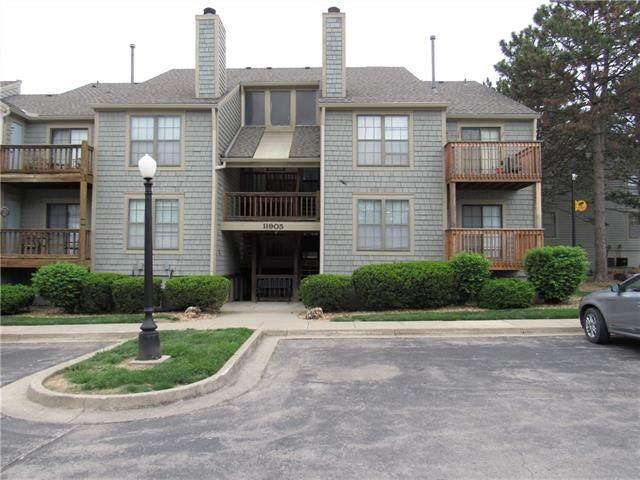 11905 W 58th Terrace C, Shawnee, KS 66216 (#2319058) :: Team Real Estate