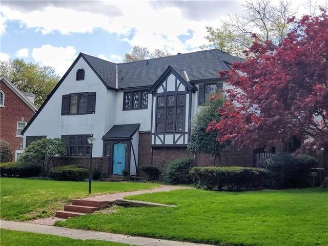 833 W 57 Terrace, Kansas City, MO 64113 (MLS #2319091) :: Stone & Story Real Estate Group
