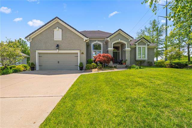 10115 N Helena Avenue, Kansas City, MO 64154 (#2319161) :: Tradition Home Group | Better Homes and Gardens Kansas City