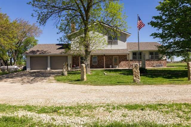 2450 S 500 Road, Council Grove, KS 66846 (#2319193) :: The Kedish Group at Keller Williams Realty