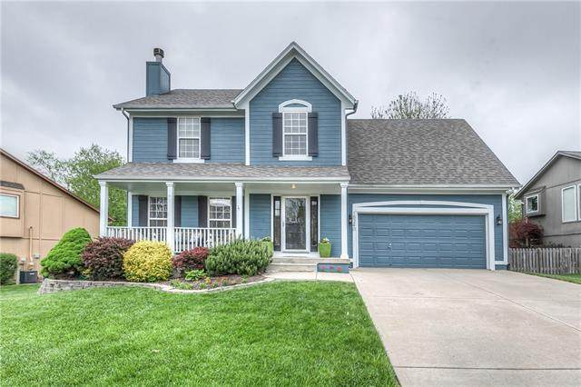 15240 S Mullen Street, Olathe, KS 66062 (#2319216) :: Team Real Estate