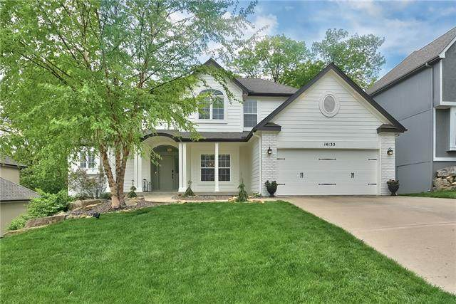 14135 NW 64th Place, Parkville, MO 64152 (#2319240) :: Audra Heller and Associates