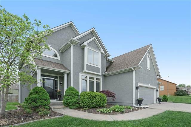 10101 NE 99th Terrace, Kansas City, MO 64157 (#2319362) :: Ask Cathy Marketing Group, LLC