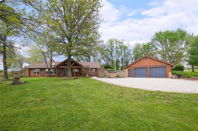 24004 S State Route K Highway, Pleasant Hill, MO 64080 (#2319420) :: Ask Cathy Marketing Group, LLC