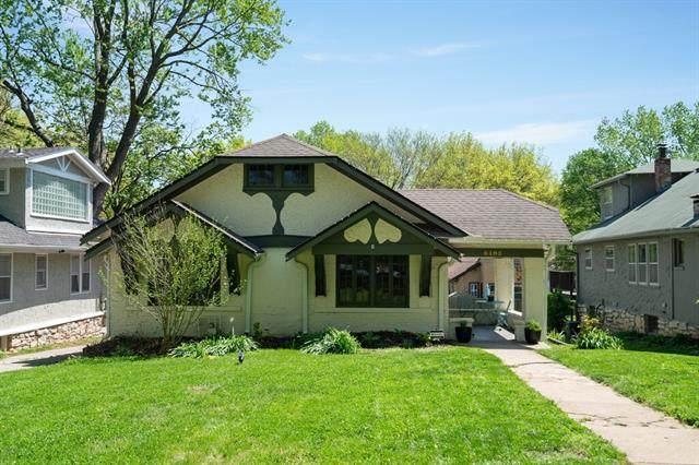 6405 Mcgee Street, Kansas City, MO 64113 (#2319461) :: Team Real Estate