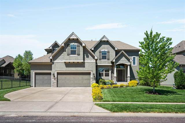 13304 W 141st Street, Overland Park, KS 66221 (#2319596) :: Tradition Home Group   Better Homes and Gardens Kansas City