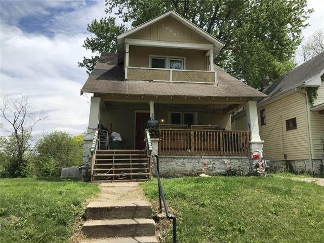 2005 Spruce Avenue, Kansas City, MO 64127 (#2319627) :: The Kedish Group at Keller Williams Realty