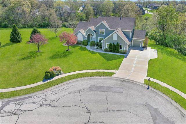 1789 Red Oak Court, Liberty, MO 64068 (#2319667) :: Team Real Estate