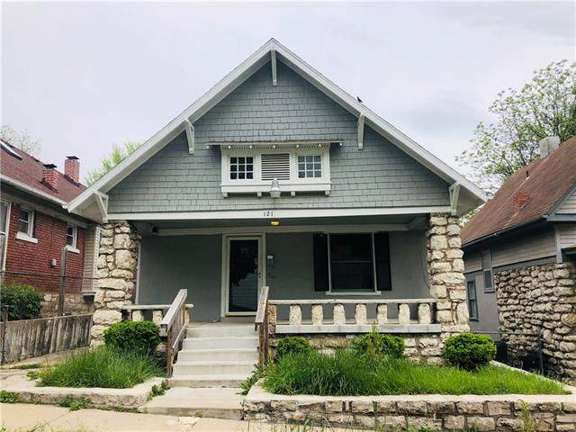 121 N Monroe Avenue, Kansas City, MO 64123 (MLS #2319730) :: Stone & Story Real Estate Group