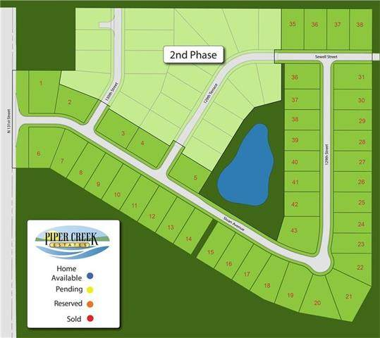 3416 N 129TH Street, Kansas City, KS 66109 (MLS #2319810) :: Stone & Story Real Estate Group