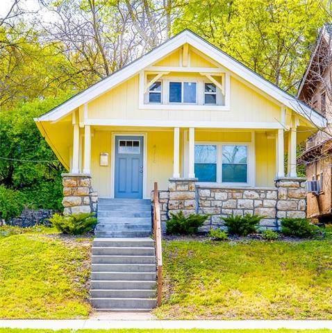 4314 Paseo Boulevard, Kansas City, MO 64110 (#2319914) :: Team Real Estate