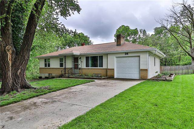 34 NW 79th Street, Kansas City, MO 64118 (#2319959) :: Eric Craig Real Estate Team