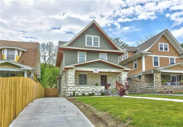 2621 E 27th Street, Kansas City, MO 64127 (#2319977) :: Team Real Estate