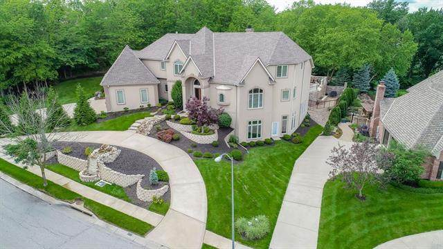 5964 N Cosby Avenue, Kansas City, MO 64151 (#2319978) :: Five-Star Homes