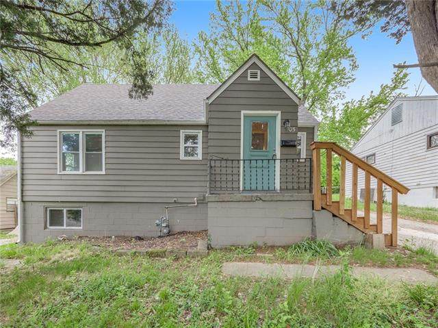 105 S Oxford Avenue, Independence, MO 64053 (#2320023) :: ReeceNichols Realtors